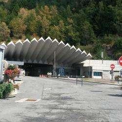 Tunnel Du Mont Blanc Chamonix Mont Blanc