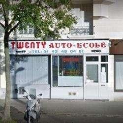 Twenty Auto-école Paris