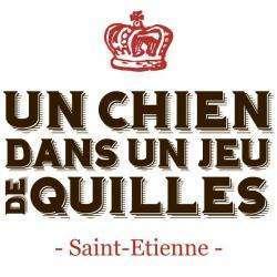 Restaurant Un Chien Dans Un Jeu De Quilles - 1 -