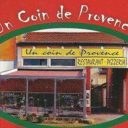 Restaurant Pizzeria Un Coin De Provence
