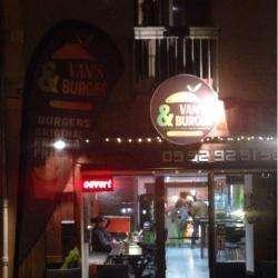 Vans And Burger Martigues