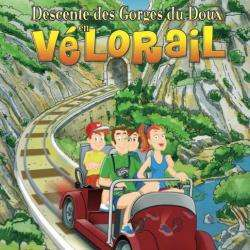 Parcs et Activités de loisirs Vélorail des Gorges du Doux - 1 -