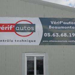 Garagiste et centre auto Vérif Autos - Verif'autos beaumontois - 1 -