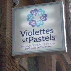 Violettes Et Pastels Toulouse