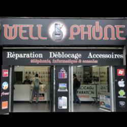 Commerce Informatique et télécom wellphone - 1 -