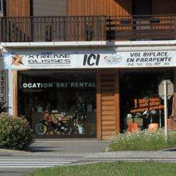 Xtreme Glisses Location Ski Rental