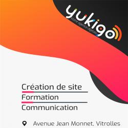 Yukigo - Votre Agence Web Vitrolles