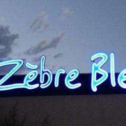 Le Zèbre Bleu