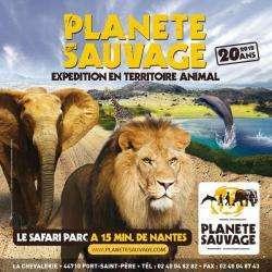 Zoo Planète Sauvage Port Saint Père