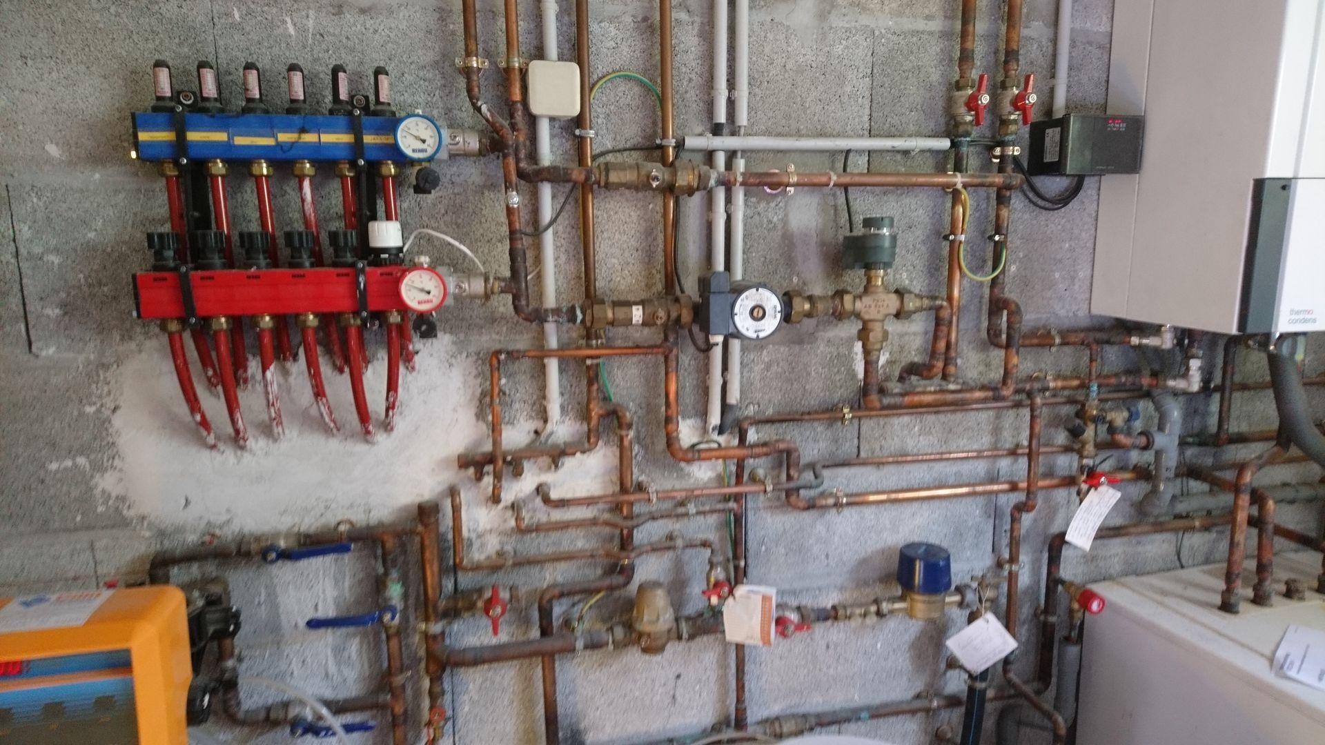 Agir Plomberie, Agir Services Annecy