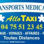 Allo Taxi - Magnet Le Teil