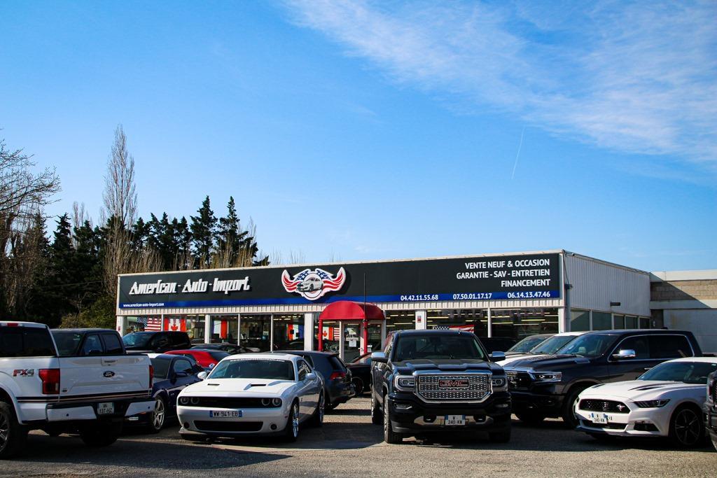 American Auto Import Orgon