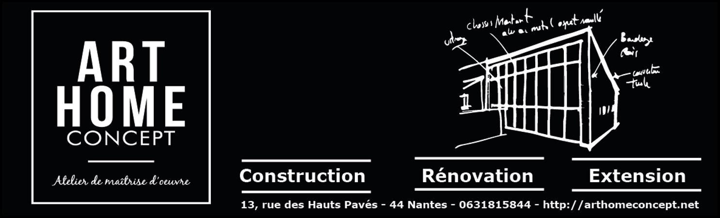 Art'home Concept - Atelier De Maîtrise D'oeuvre Nantes
