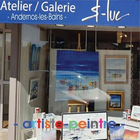 Atelier Galerie Saint-luc Andernos Les Bains