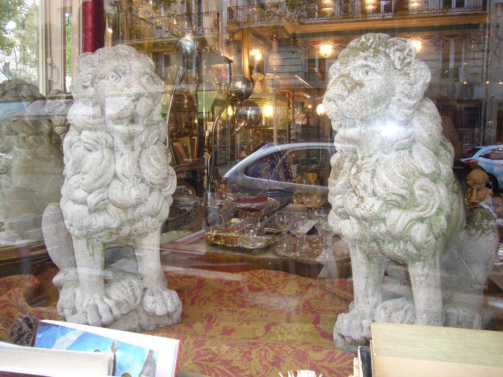 Au Facteur Cheval Paris