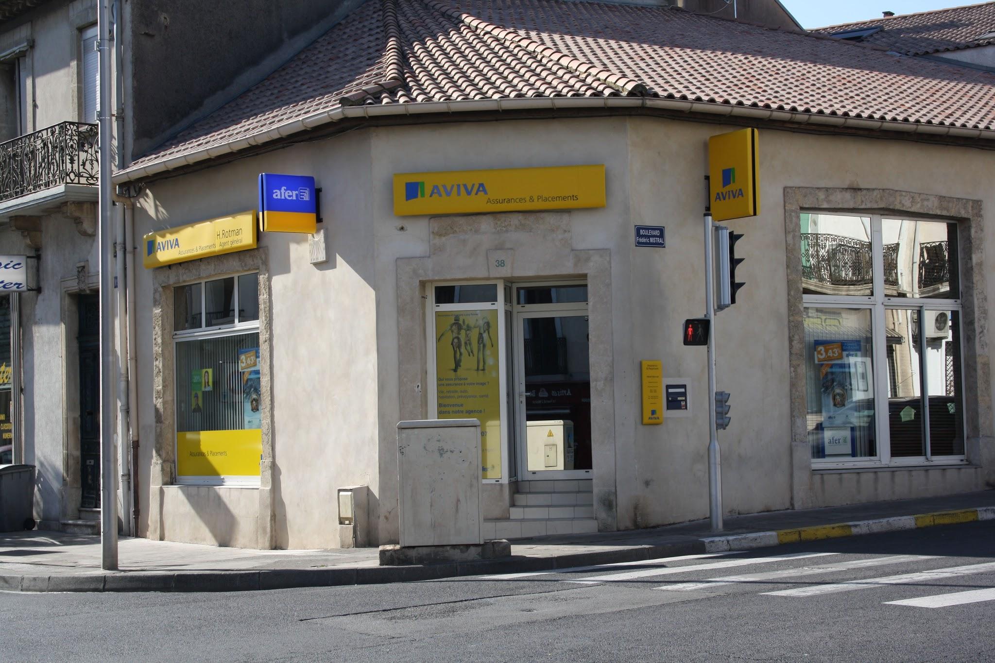 Aviva Assurances Béziers