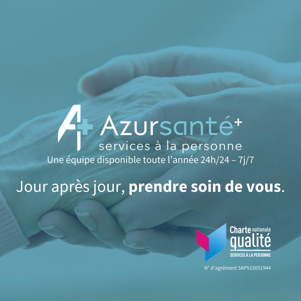 Azur Santé + Grasse