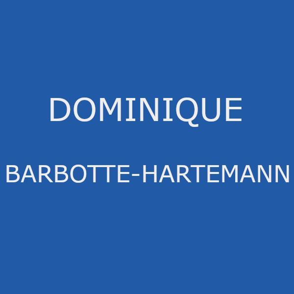 Barbotte-hartemann Dominique Dijon