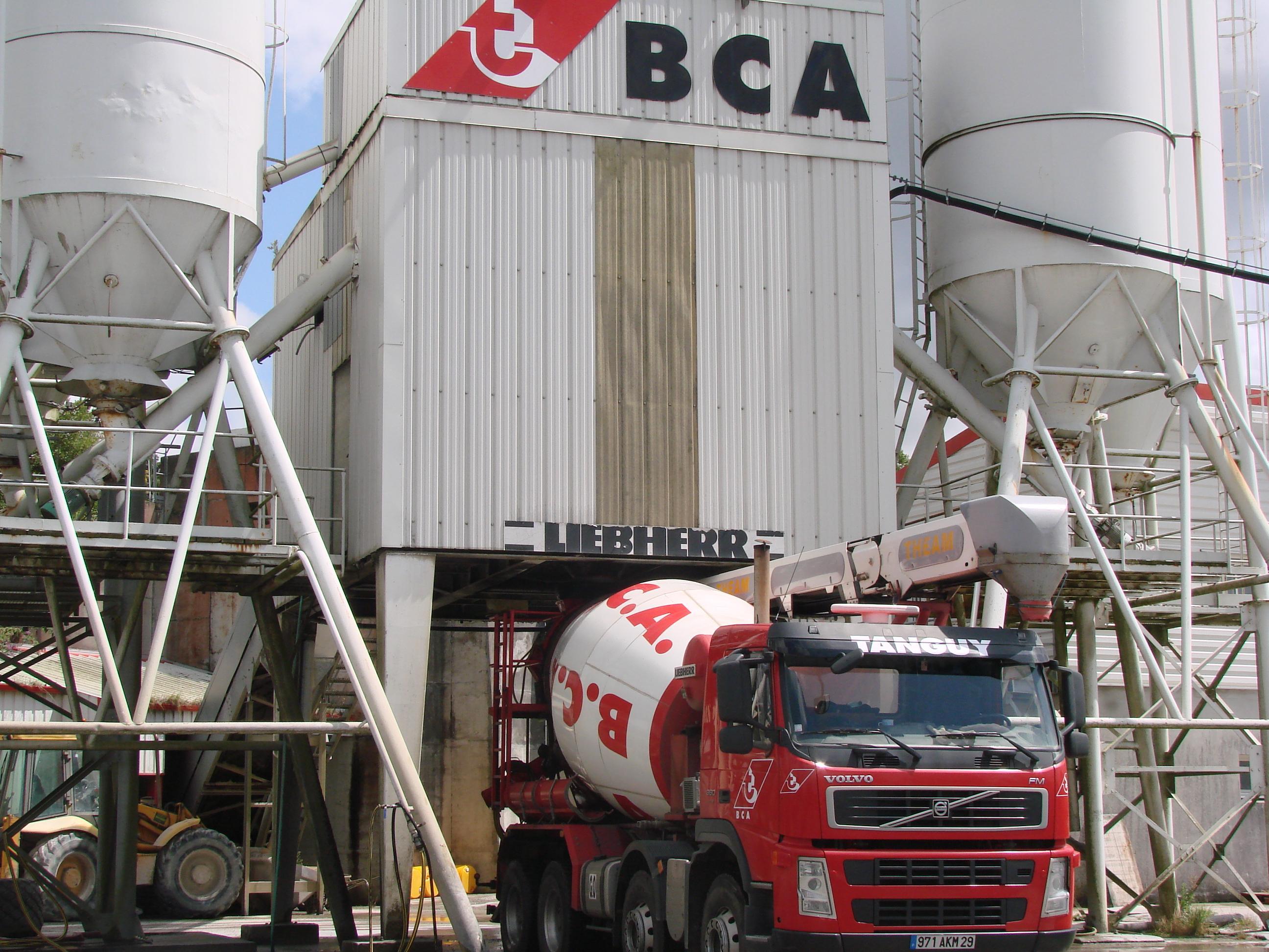 Bca - Béton Prêt à L'emploi Guipavas Guipavas