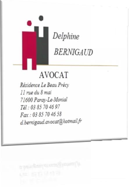 Bernigaud Delphine Paray Le Monial