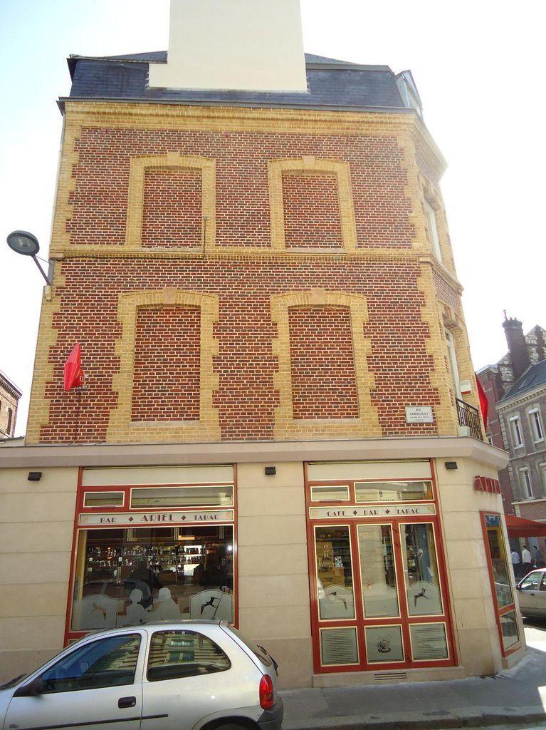 Brault  Notre Dame De Bondeville