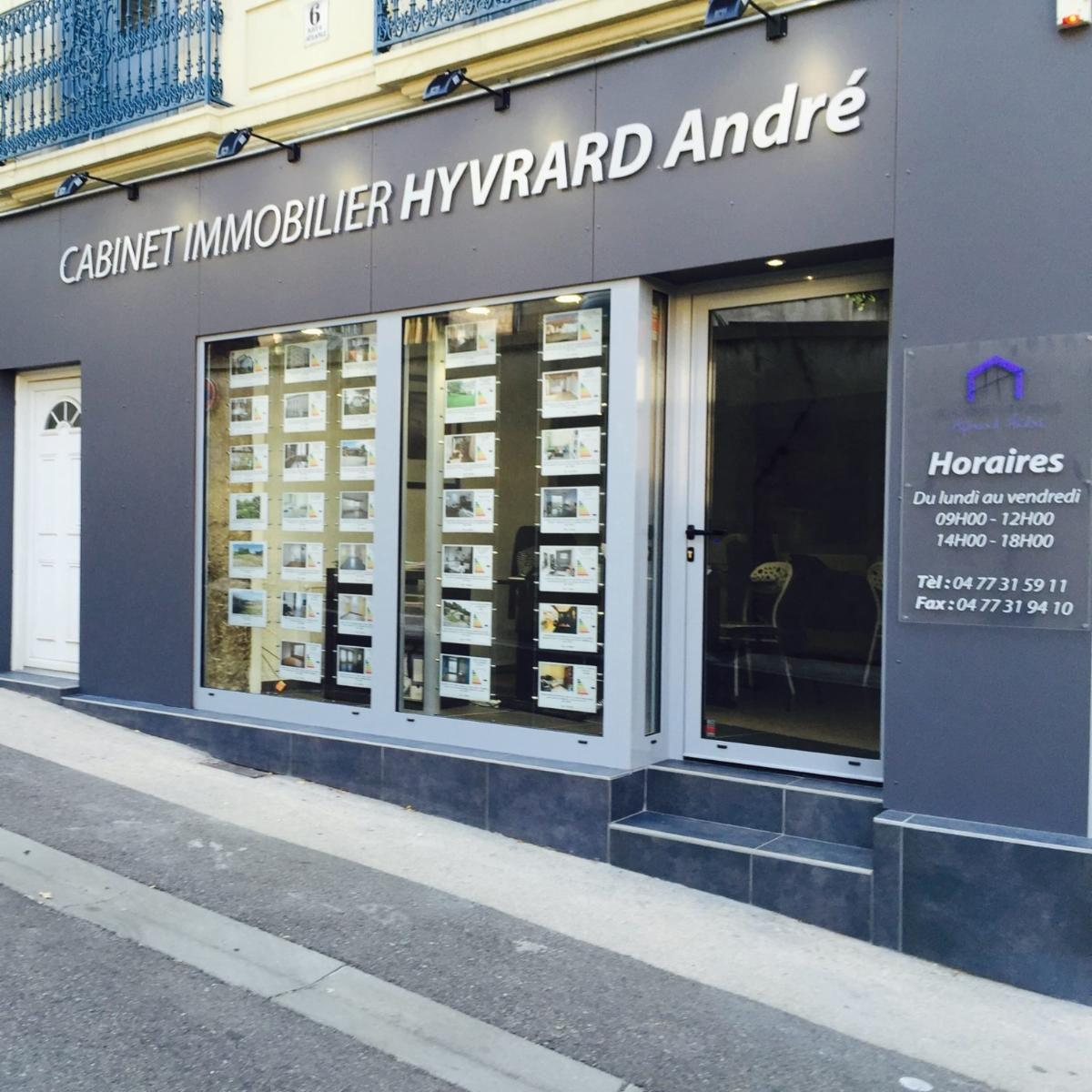 Cabinet Immobilier Hyvrard Andre Saint Chamond