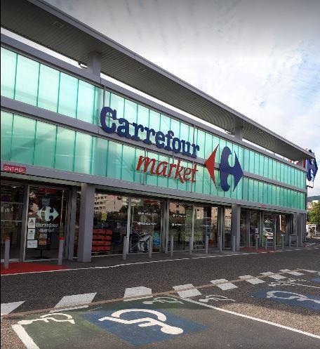 Carrefour Beaumont