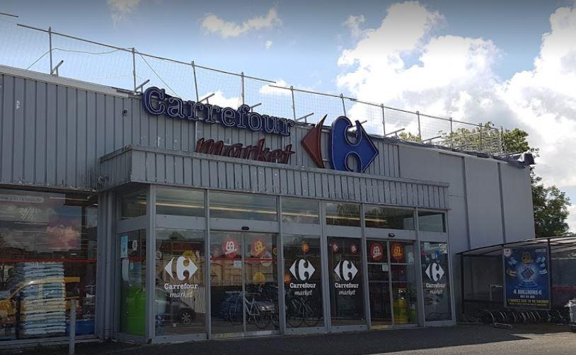 Carrefour Bernay