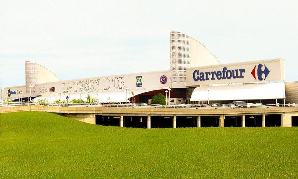 Carrefour Dijon