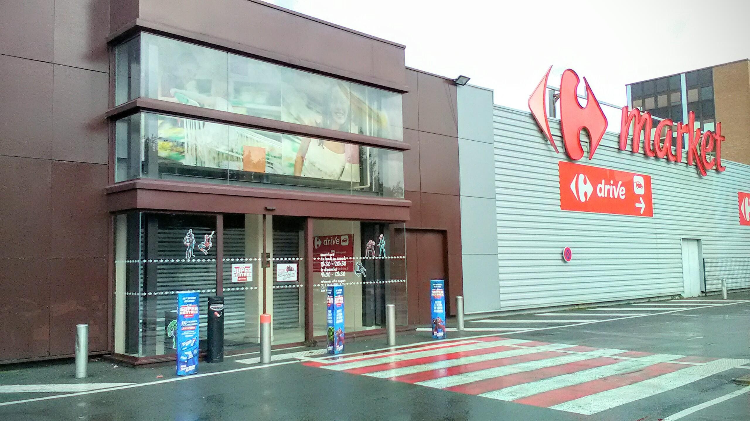 Carrefour La Madeleine