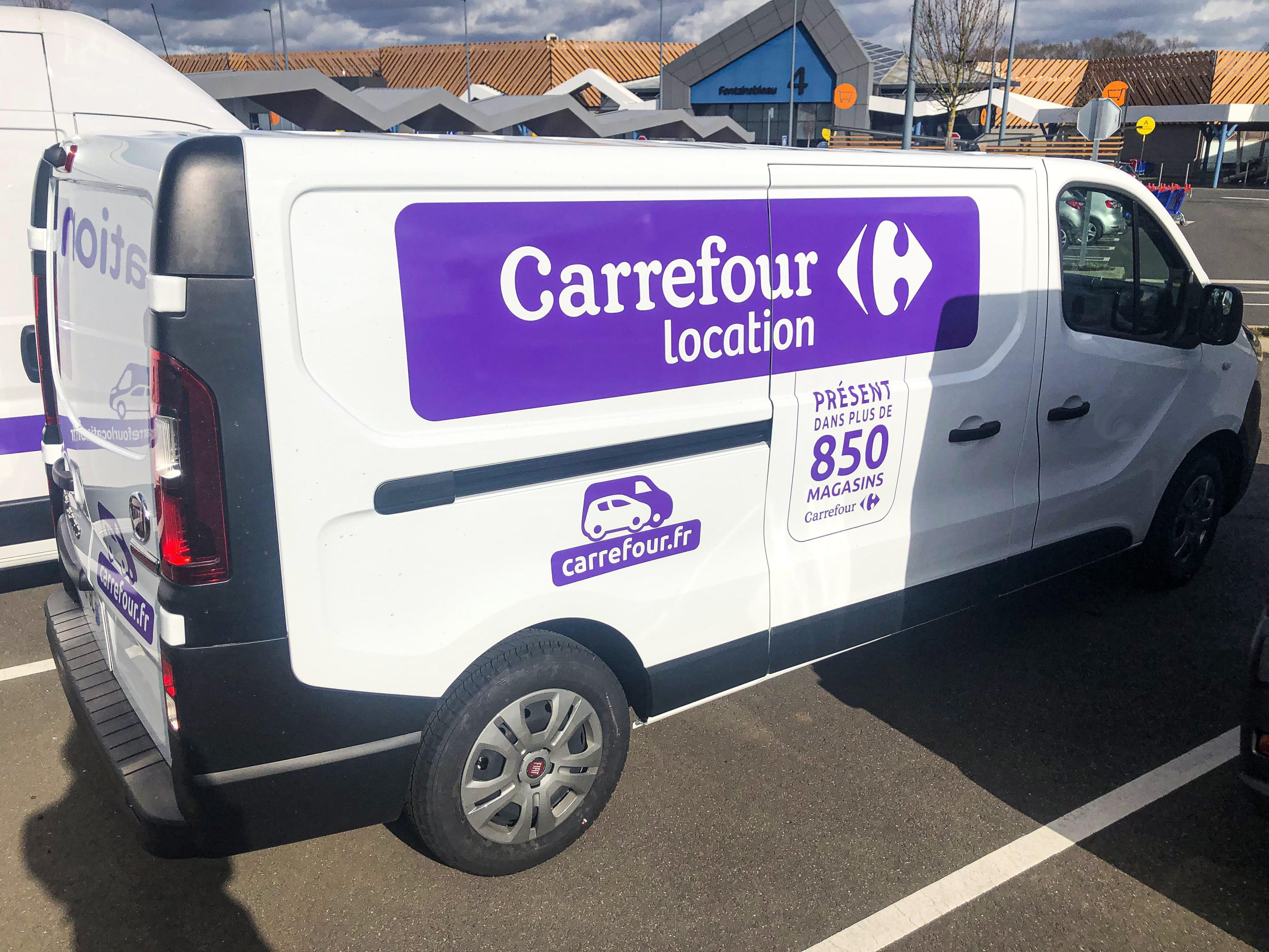 Carrefour Location Châteauroux