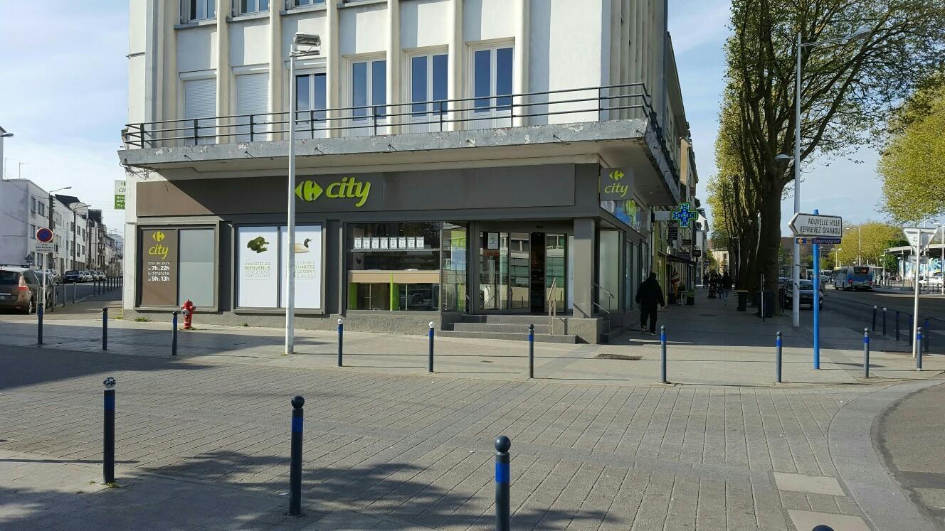Carrefour Lorient