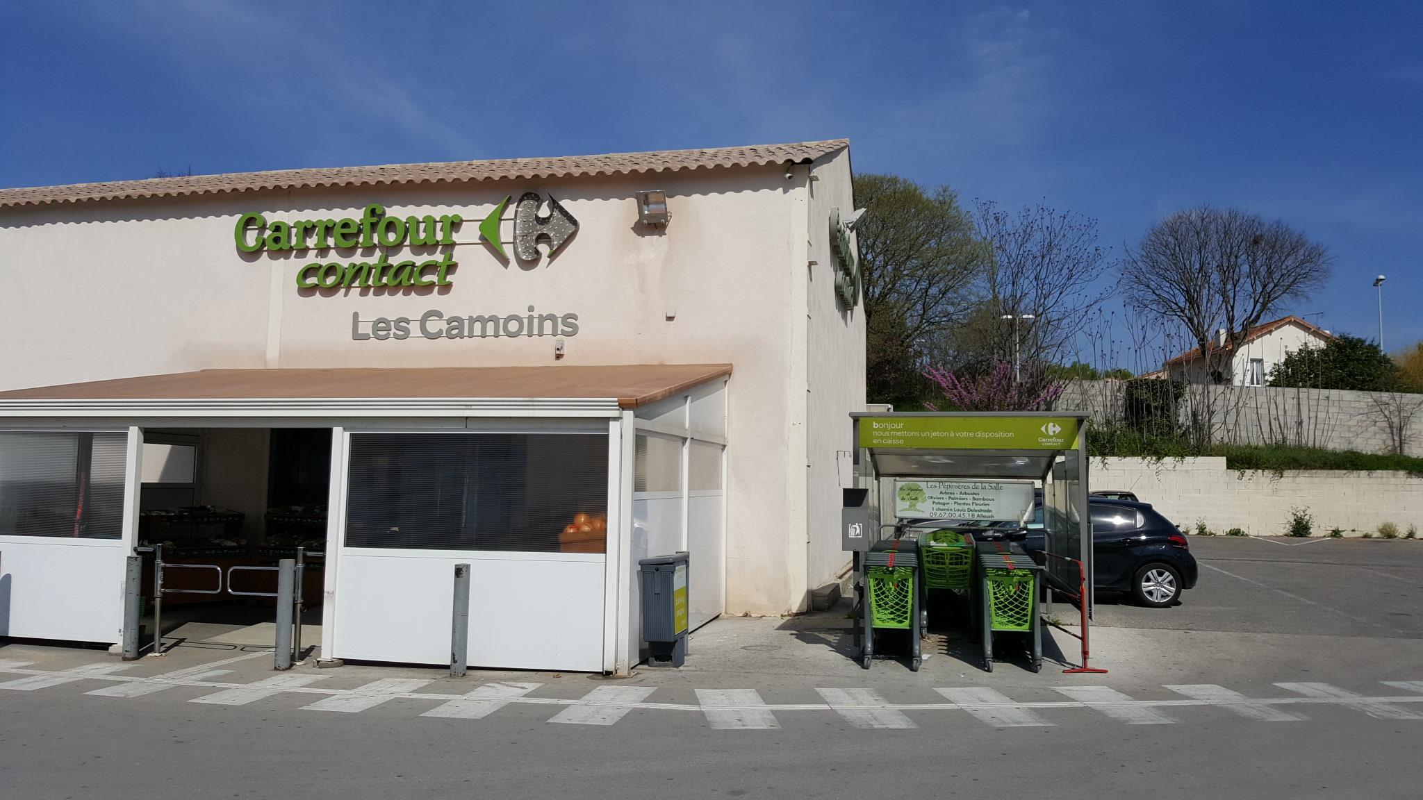 Carrefour Marseille
