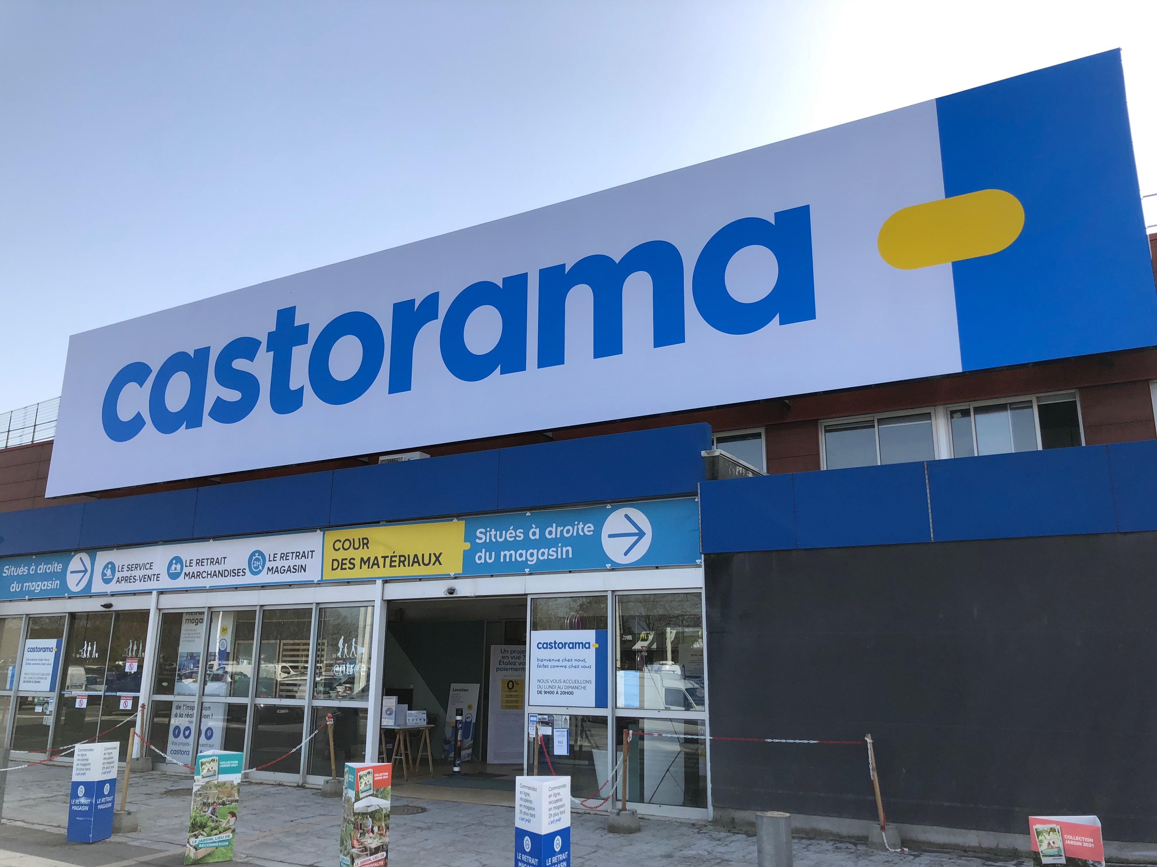 Castorama Melun