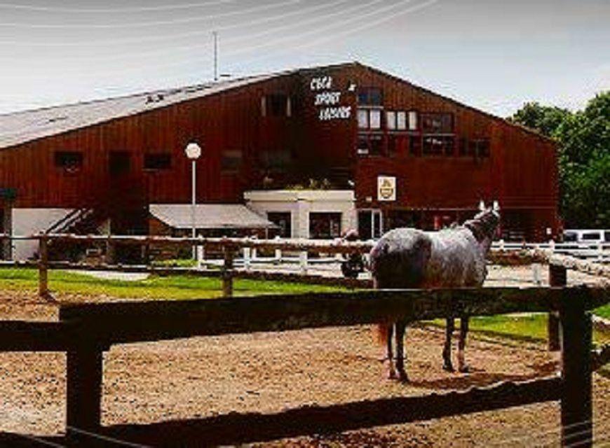Centre Equestre Du Clos D'ardennes Ceca Saint Contest