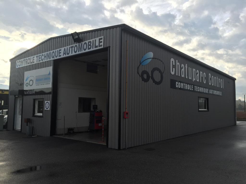 Chatuparc' Control Chatuzange Le Goubet