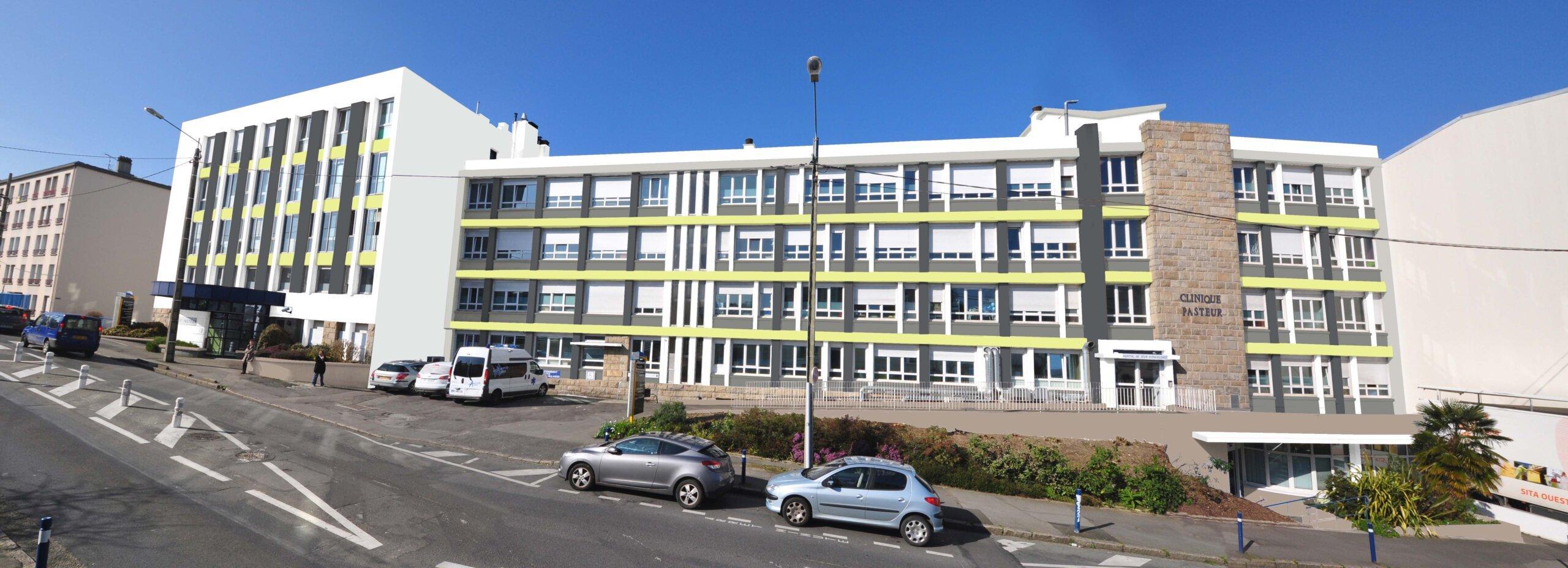 Clinique Pasteur-lanroze Brest