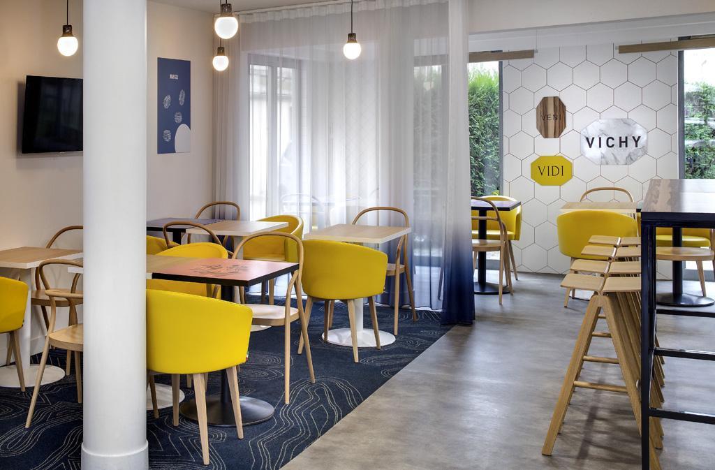 Coworking - Wojo Spot - Ibis Styles Vichy Centre Vichy