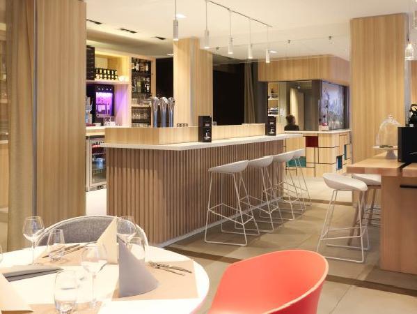 Coworking - Wojo Spot - Mercure Bordeaux Cité Mondiale Centre-ville Bordeaux