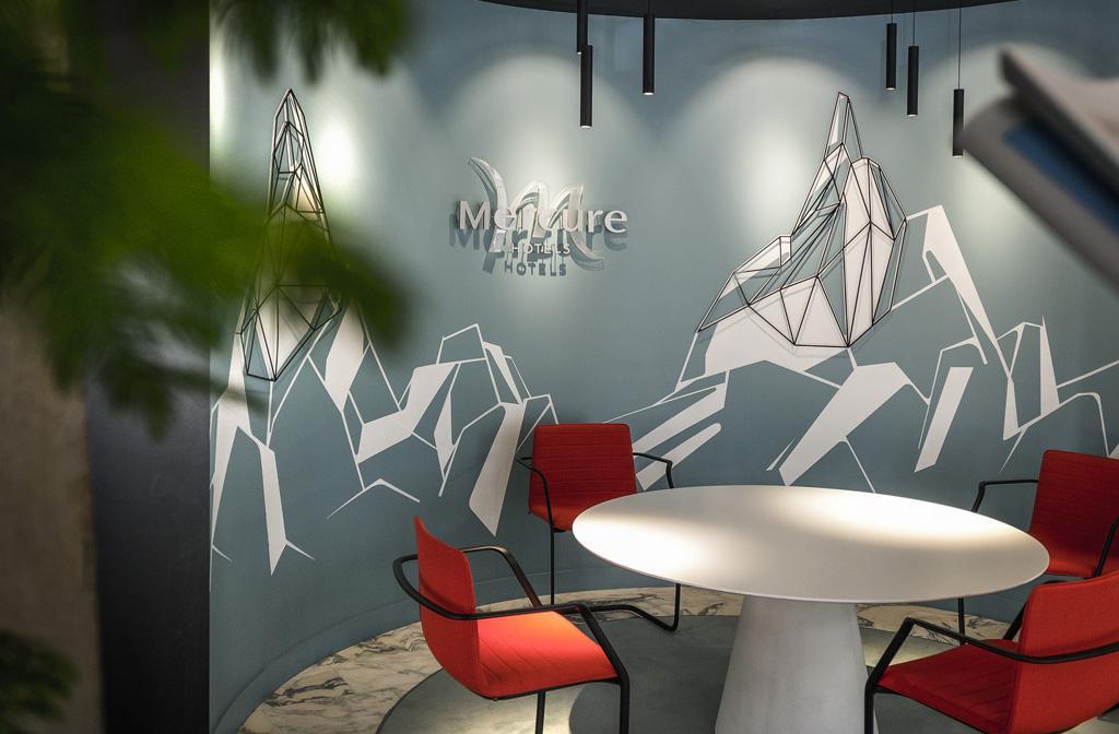 Coworking - Wojo Spot - Mercure Grenoble Centre Alpotel Grenoble