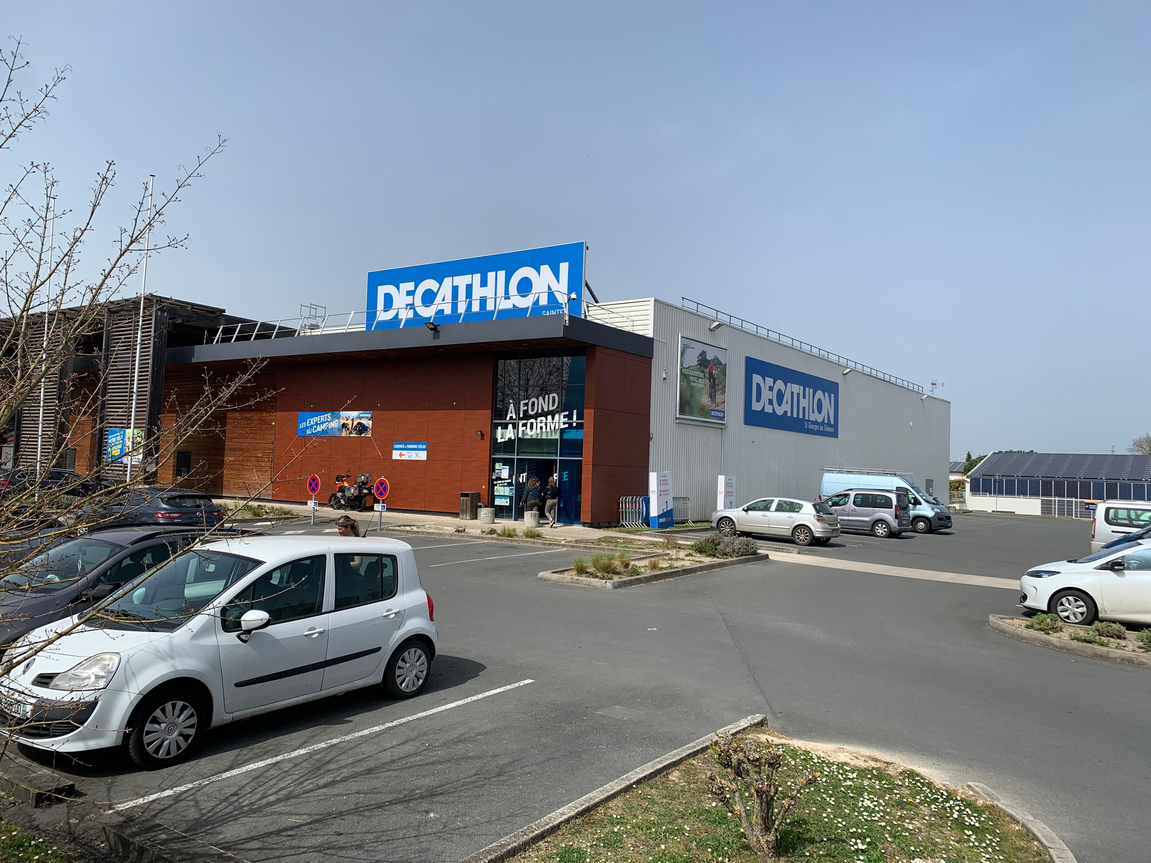 Decathlon Saintes Saintes