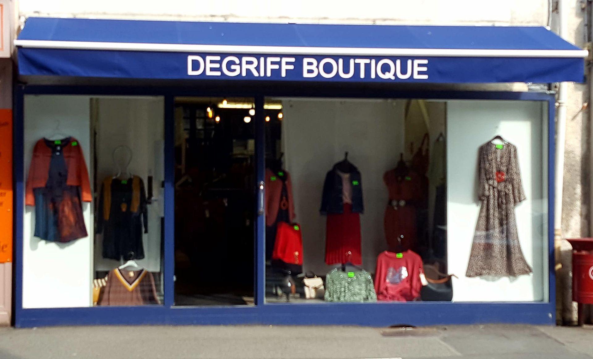 Degriff Boutique Blain