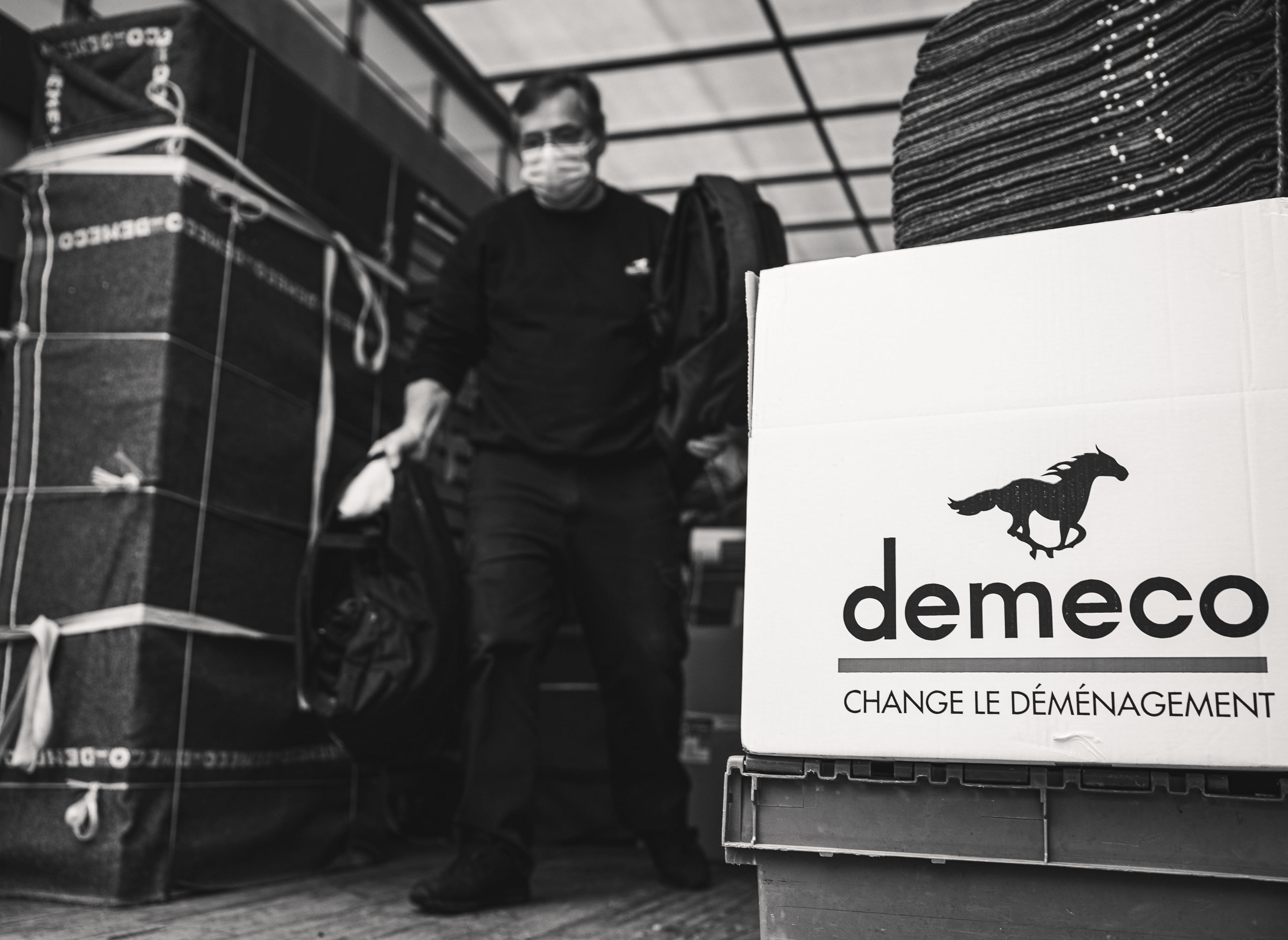 Demeco - Déménagements Martin Bordeaux Bruges