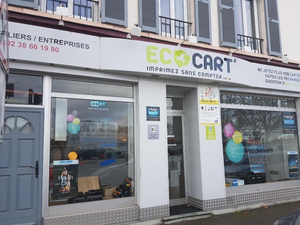 Ecocart' Orléans