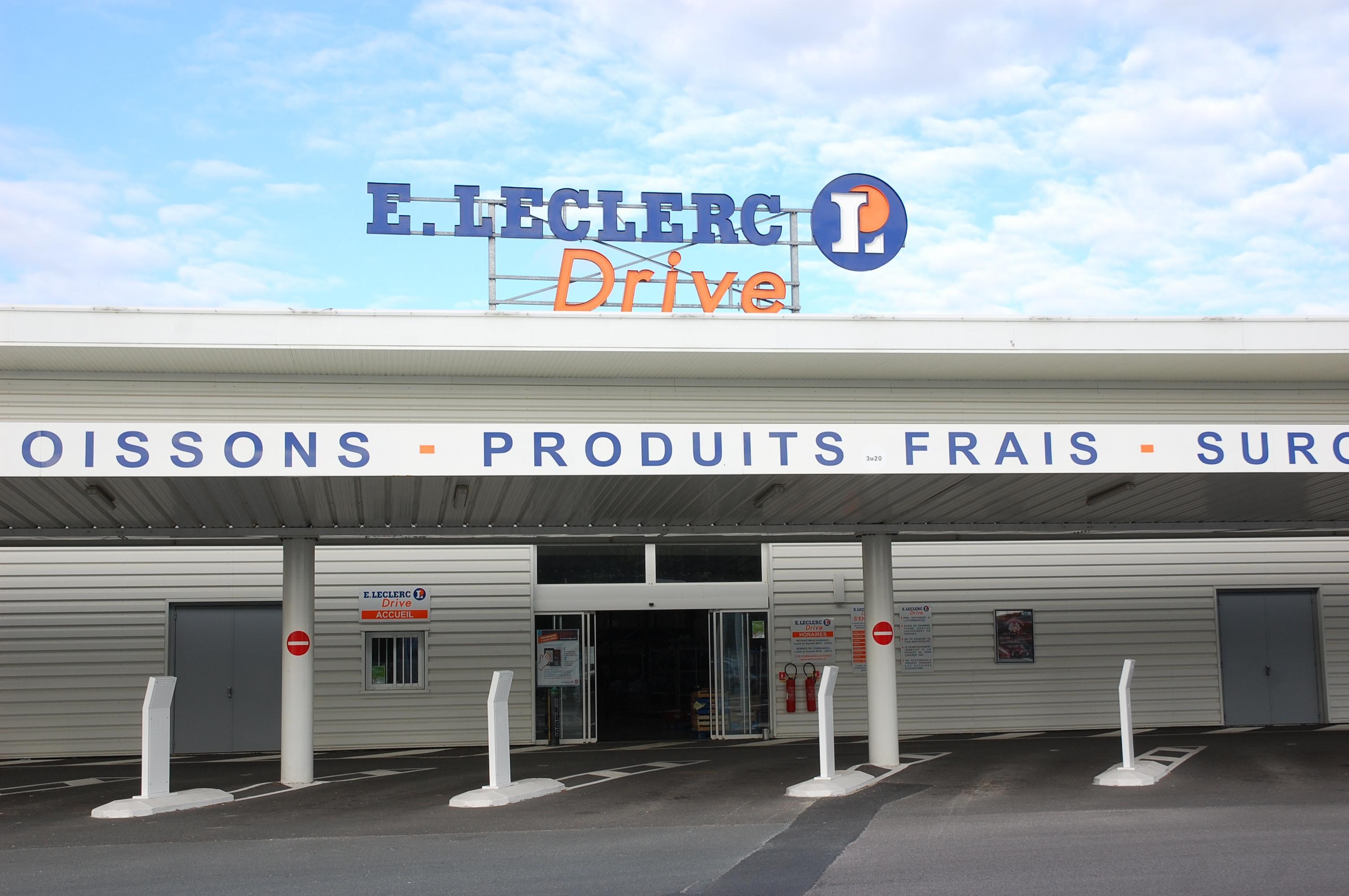 E.leclerc Drive Basse Goulaine / Nantes Basse Goulaine