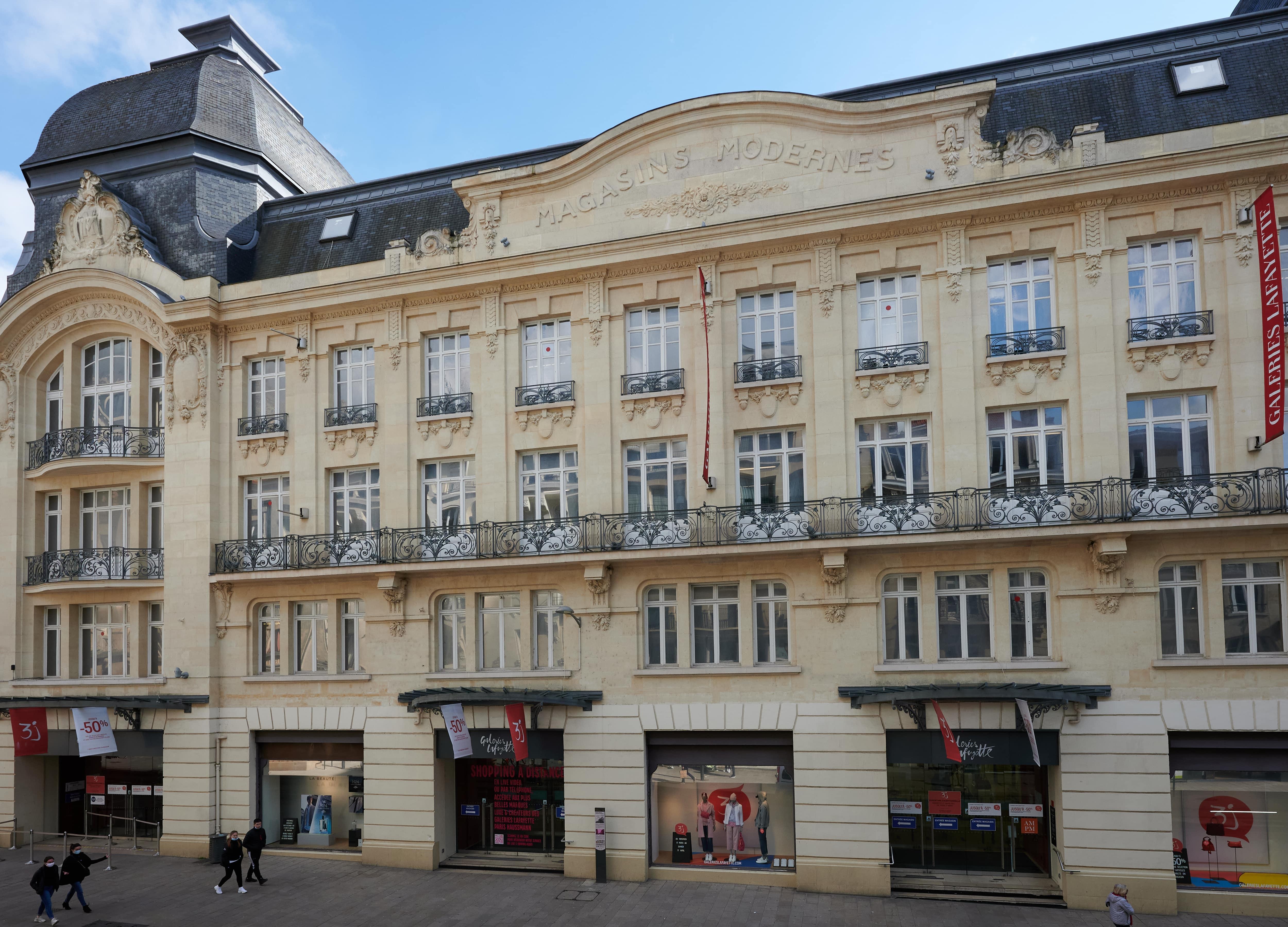 Galeries Lafayette Reims Reims
