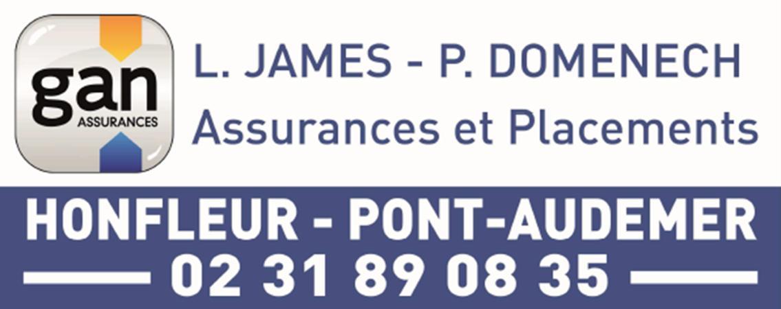 James Et Domenech - Gan Assurances Honfleur