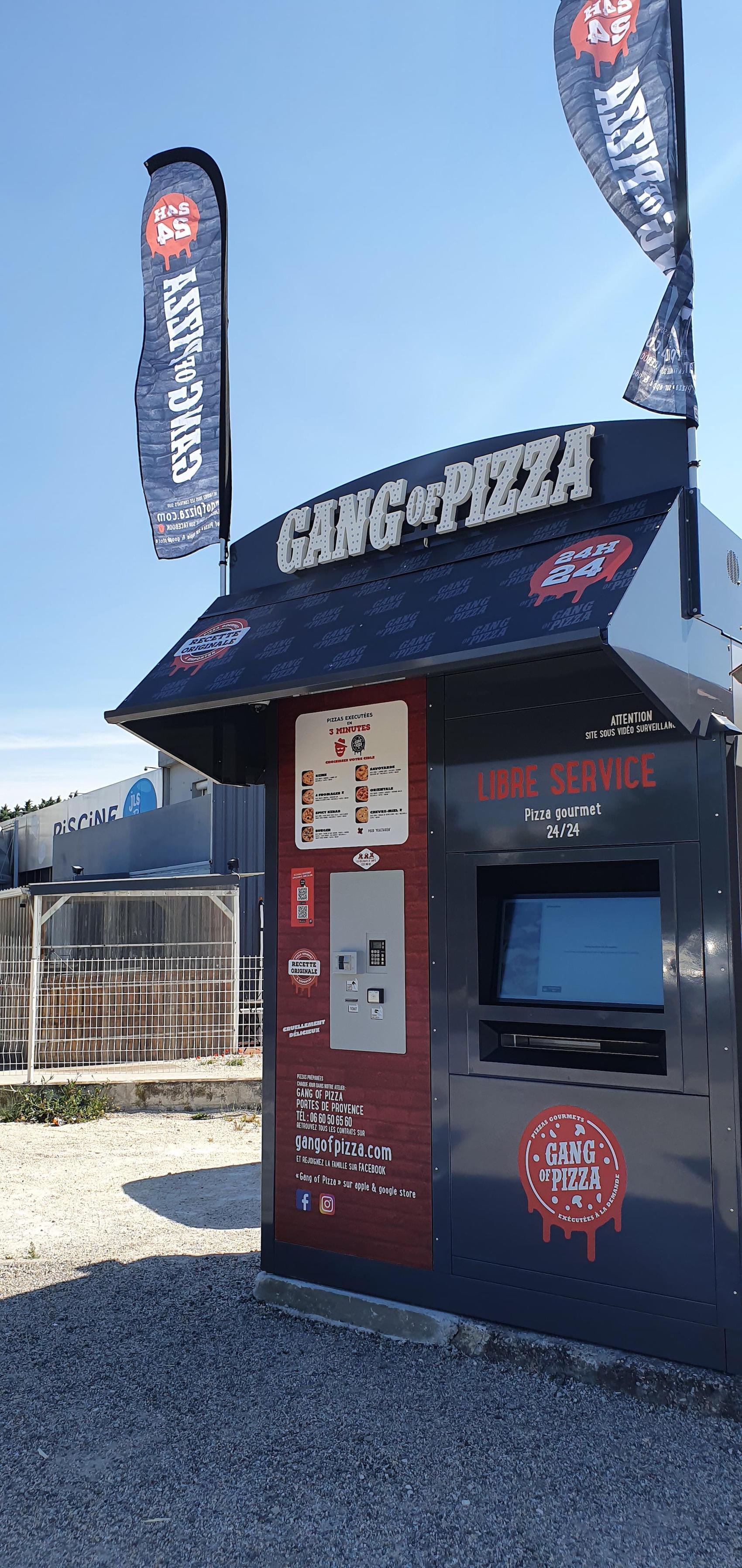 Gang Of Pizza Pierrelatte