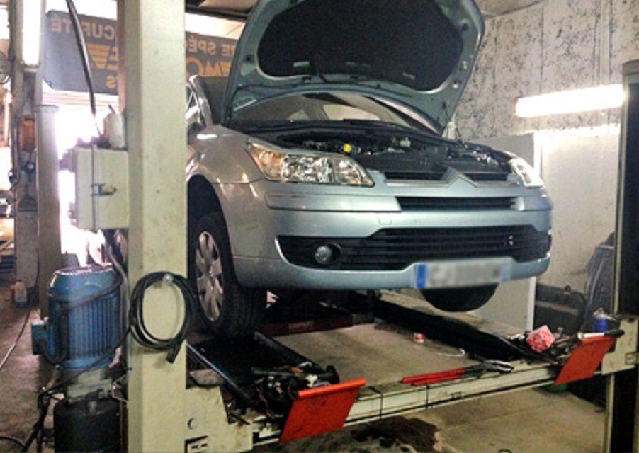Garage Cn Auto Bègles