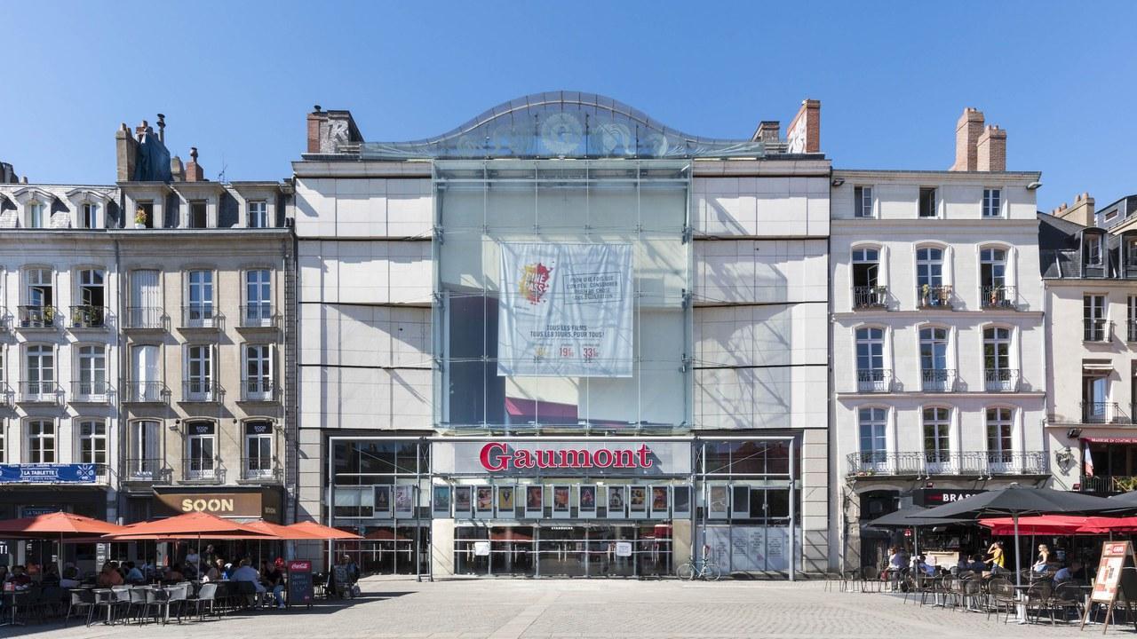 Gaumont Pathé Nantes